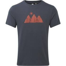 Mountain Equipment Mountain Sun Camiseta Hombre, ombre blue